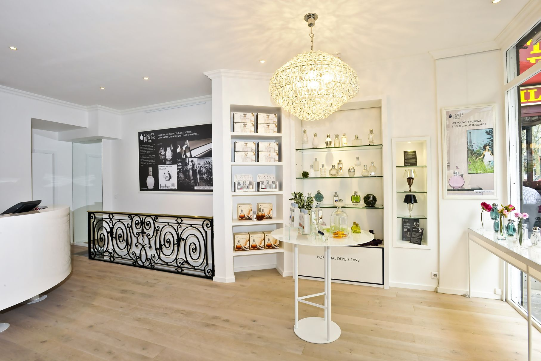 lampe berger boutique in paris rue de marignan inspiration pinterest. Black Bedroom Furniture Sets. Home Design Ideas