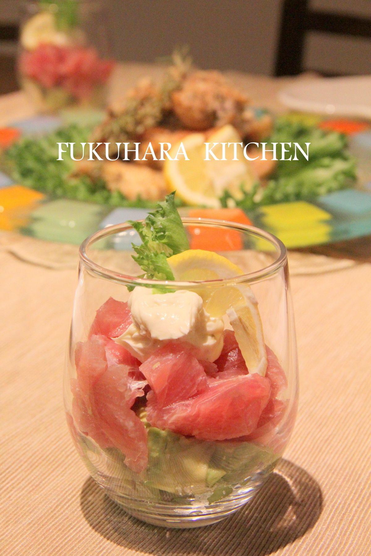 マグロとアボガドのタルタル サワークリームソース by ゆりりん | レシピサイト「Nadia | ナディア」プロの料理を無料で検索