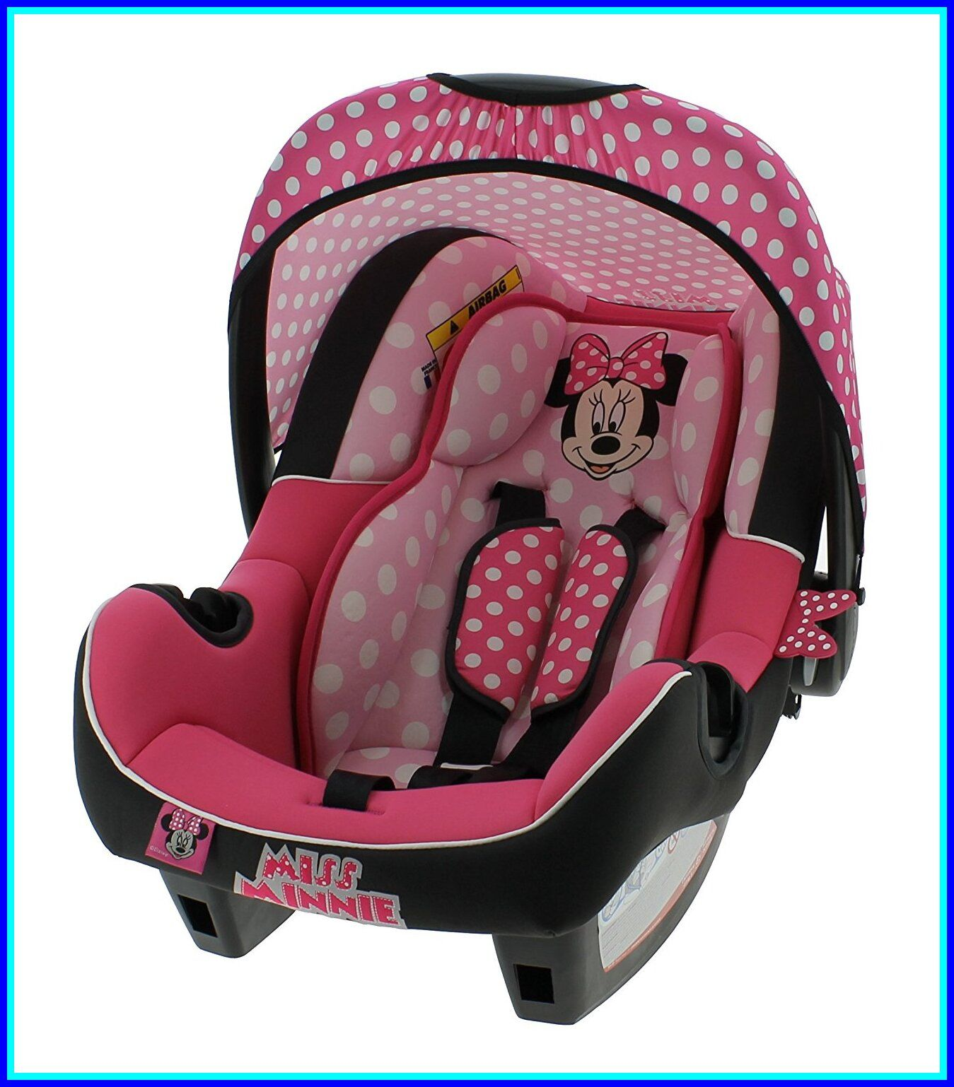 35 reference of minnie mouse infant car seat and stroller
