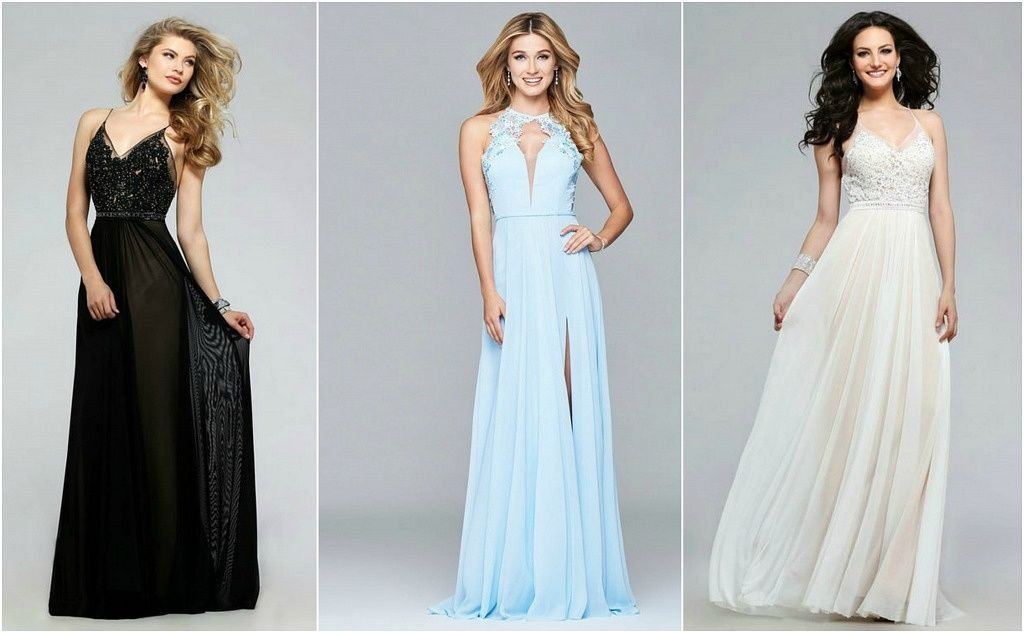 Prom Gowns For Perfect Pear Shaped Body - Every girl\'s dream is to ...