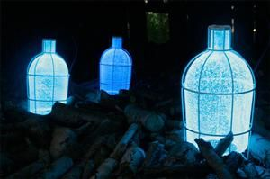 Mike Thompson's crazy/cool lighting ideas