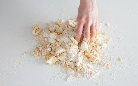 Preparazione Pasta frolla - Fase 3