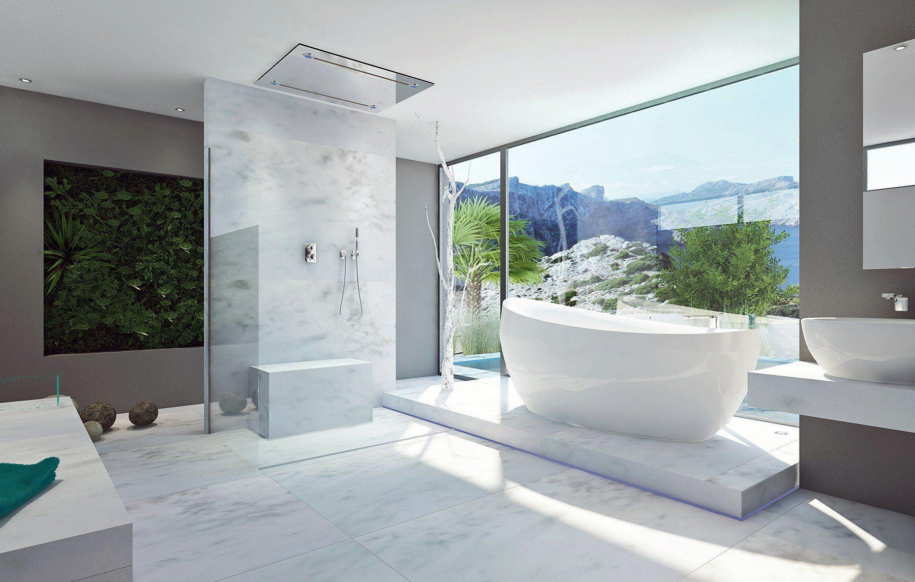 3d visualisierung f r bad spa und interior design 3d visualisierungen pinterest bad. Black Bedroom Furniture Sets. Home Design Ideas