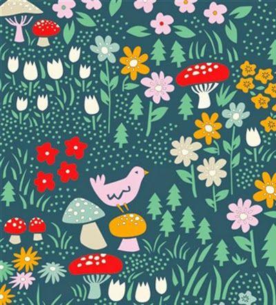 print & pattern: FABRICS ETC - emily isabella