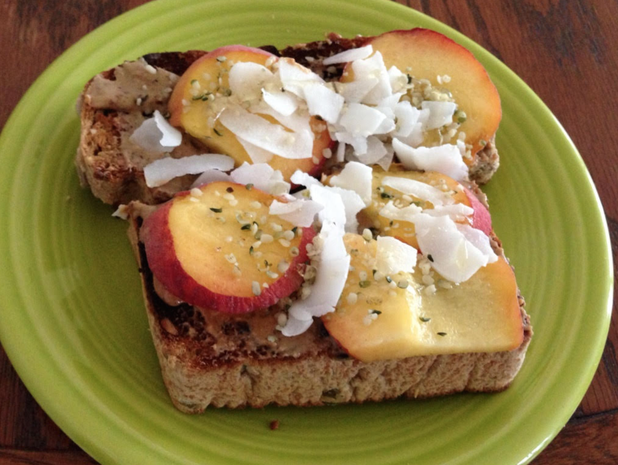 healthy toast ideas Nutrition, Food rich in