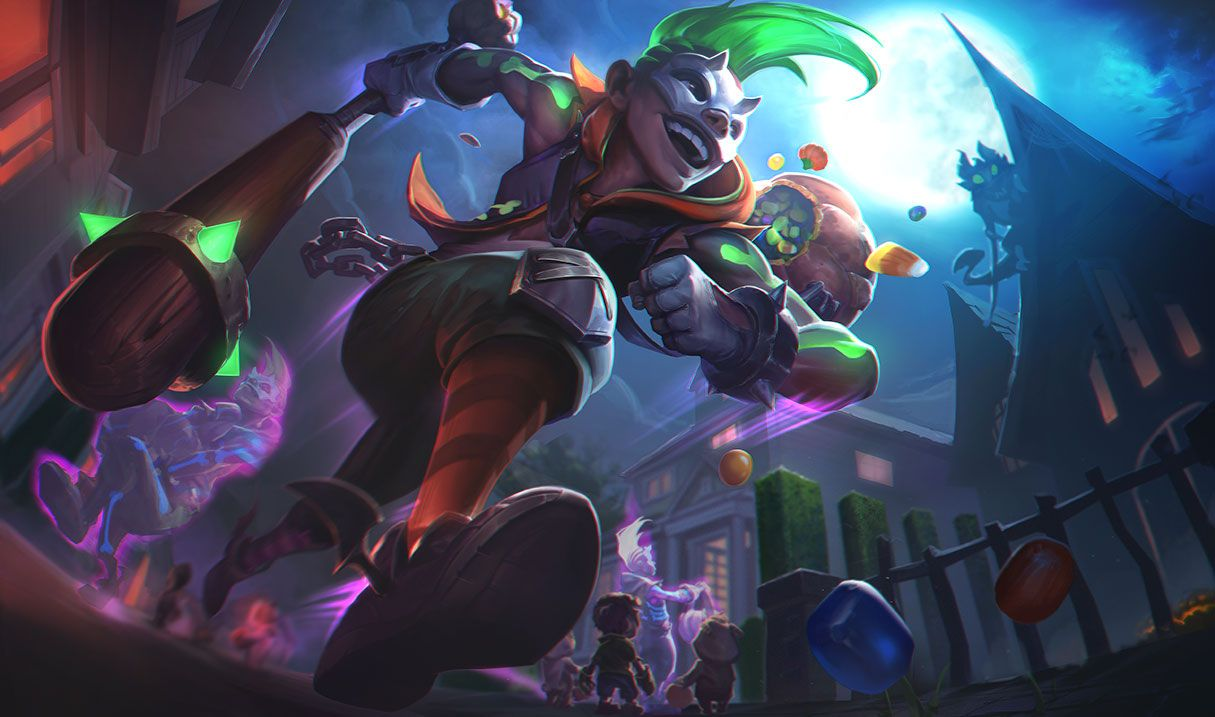 K Da And Halloween Skins Arriving In League Of Legends Patch 8 21