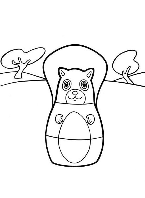 Higglytown Heroes Funny Coloring Page Higglytown Heroes