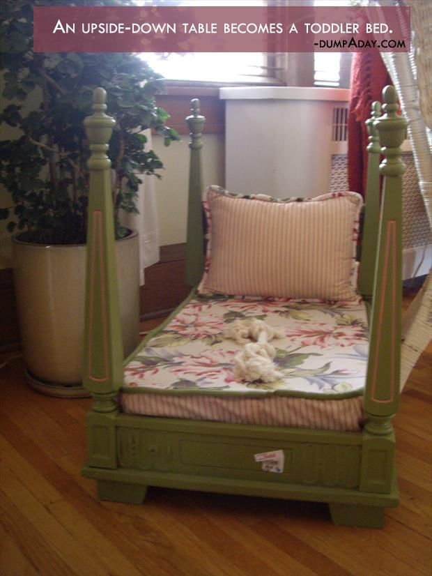Do It Yourself Craft Ideas 39 Pics Home Furniture Toddler Bed