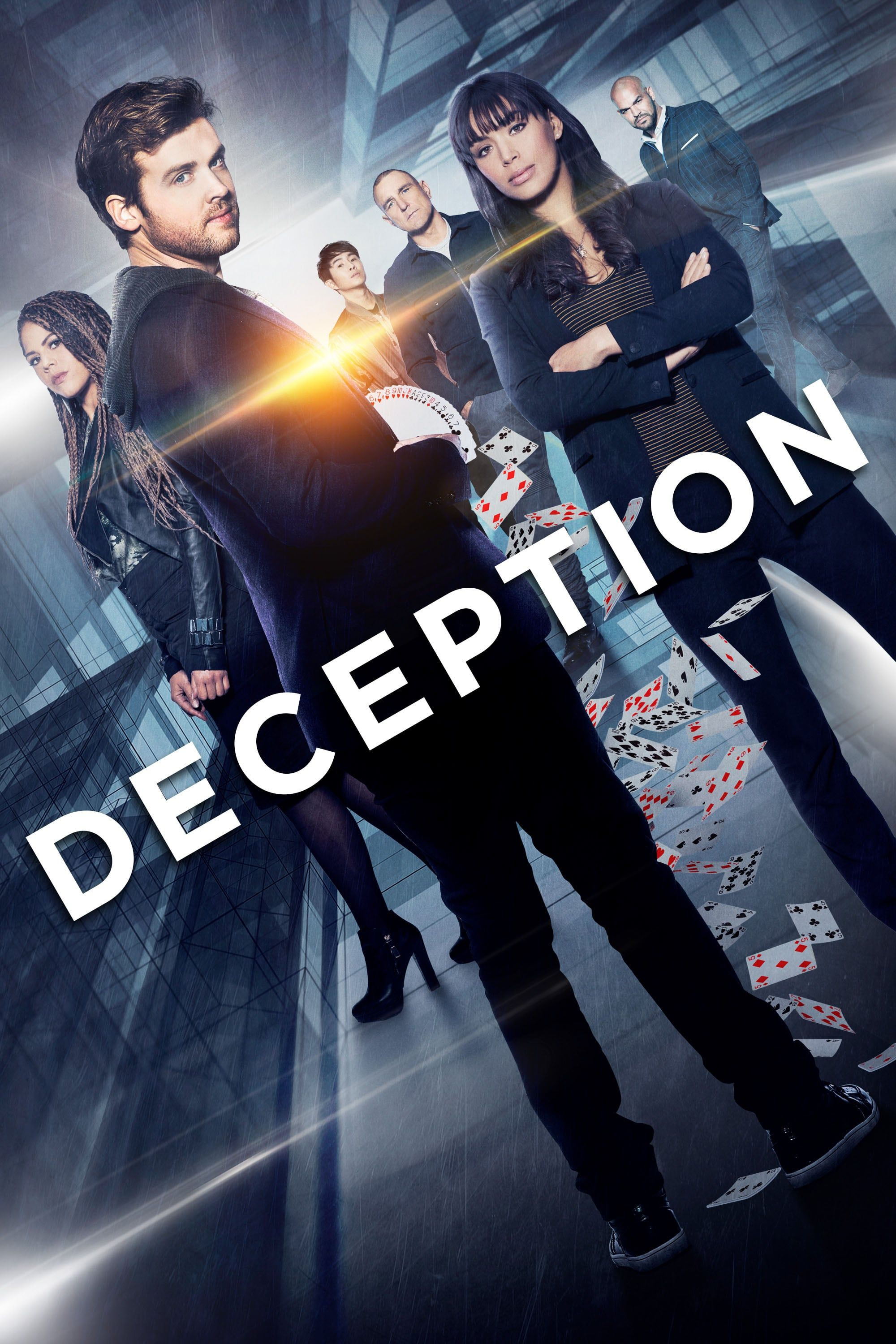 TV on DVD Review Deception Episode online, Tv series