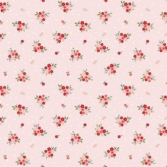 """Soimoi 115 GSM 56/"""" Wide Floral Printed Viscose Rayon Fabric Sewing Material 1YD"""