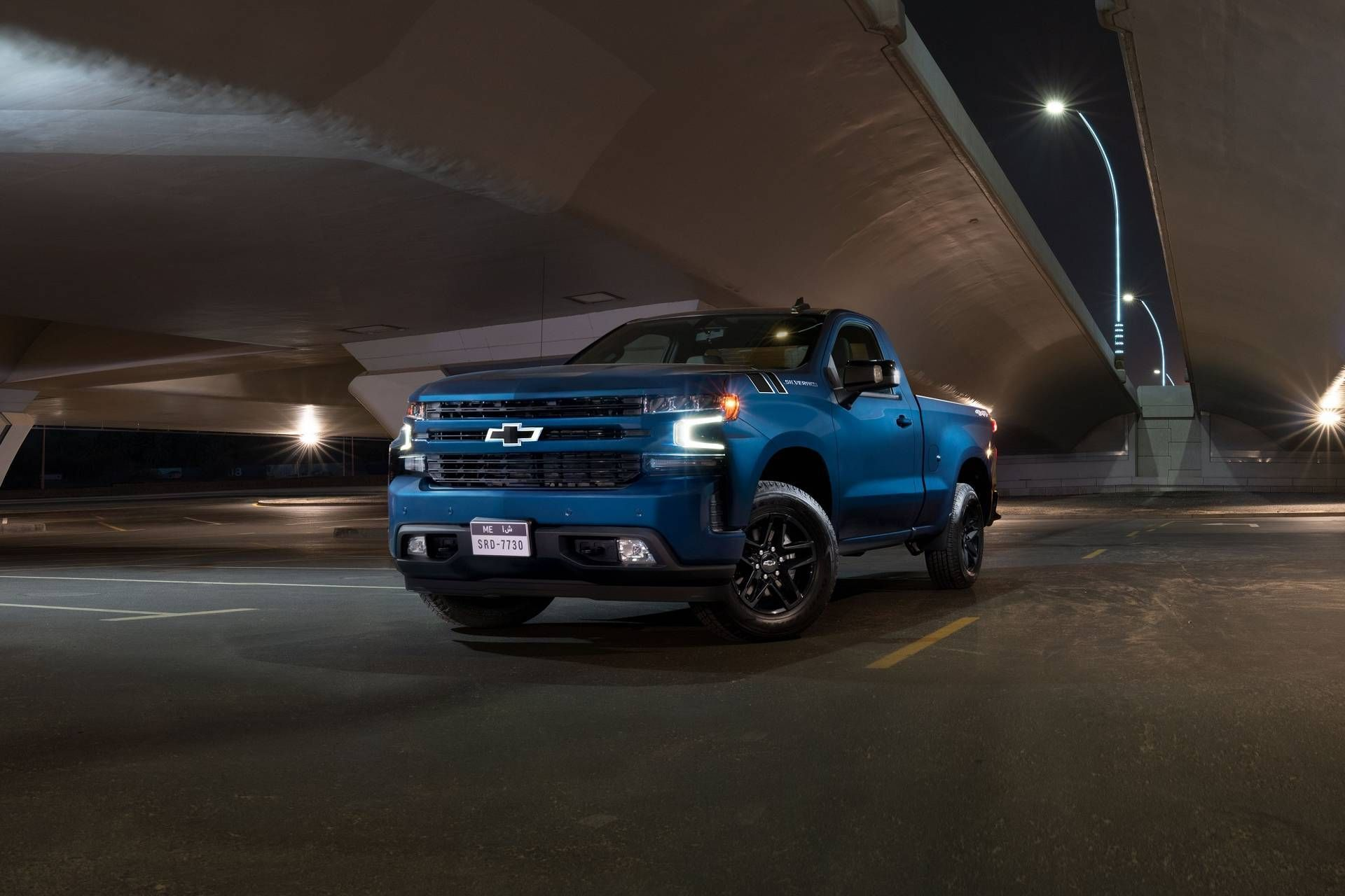 Middle East Bound 2019 Silverado Rst And Trail Boss Come As Regular Cabs 2019 Silverado Regular Cab Silverado