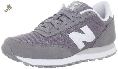 New Balance Women's WL501 Sneaker,Grey/Silver,8.5 B US - New balance