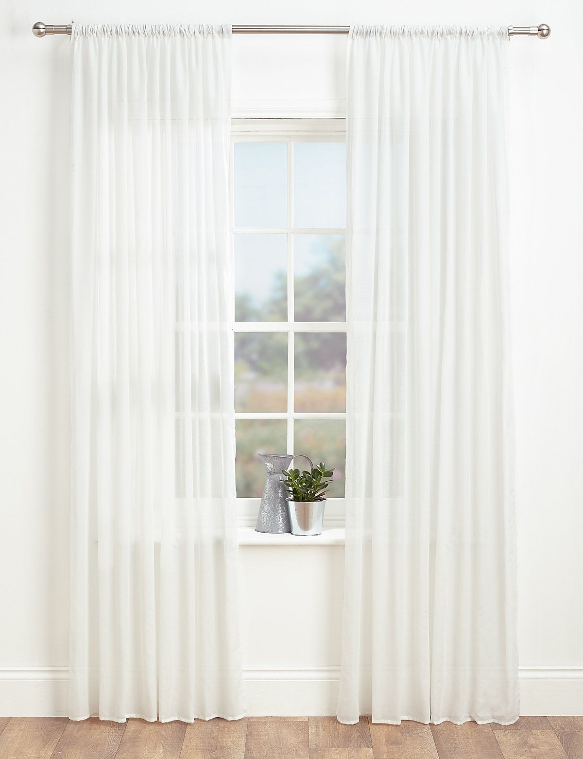 sheer pocket home curtains rod decorators collection p drapes curtain voile cream