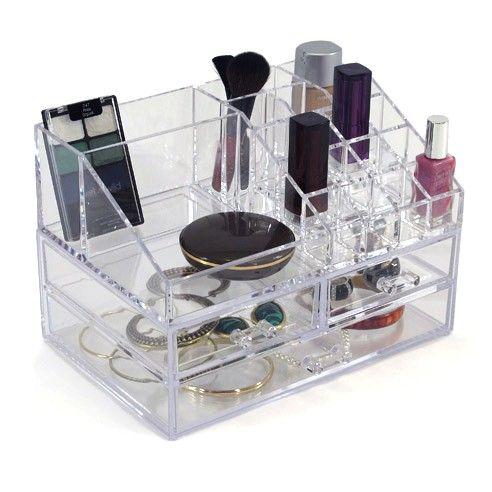 Acrylic Countertop Organizers Makeup Organizer Countertop