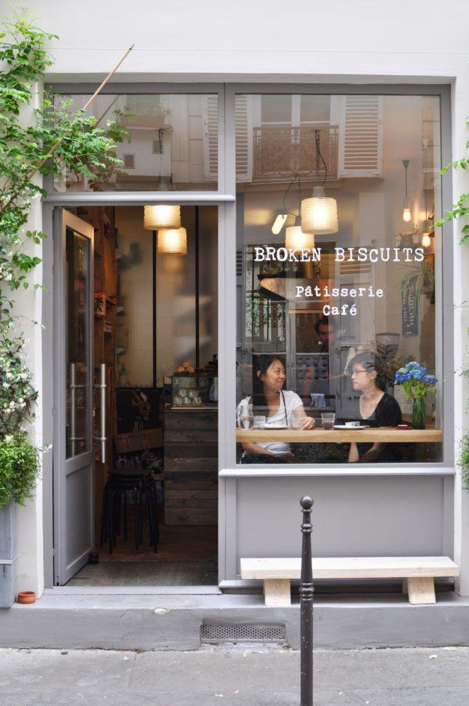Paris, 11. ARR: Café Oberkampf, The Beans on fire, Broken Biscuit & Folks and Sparrows