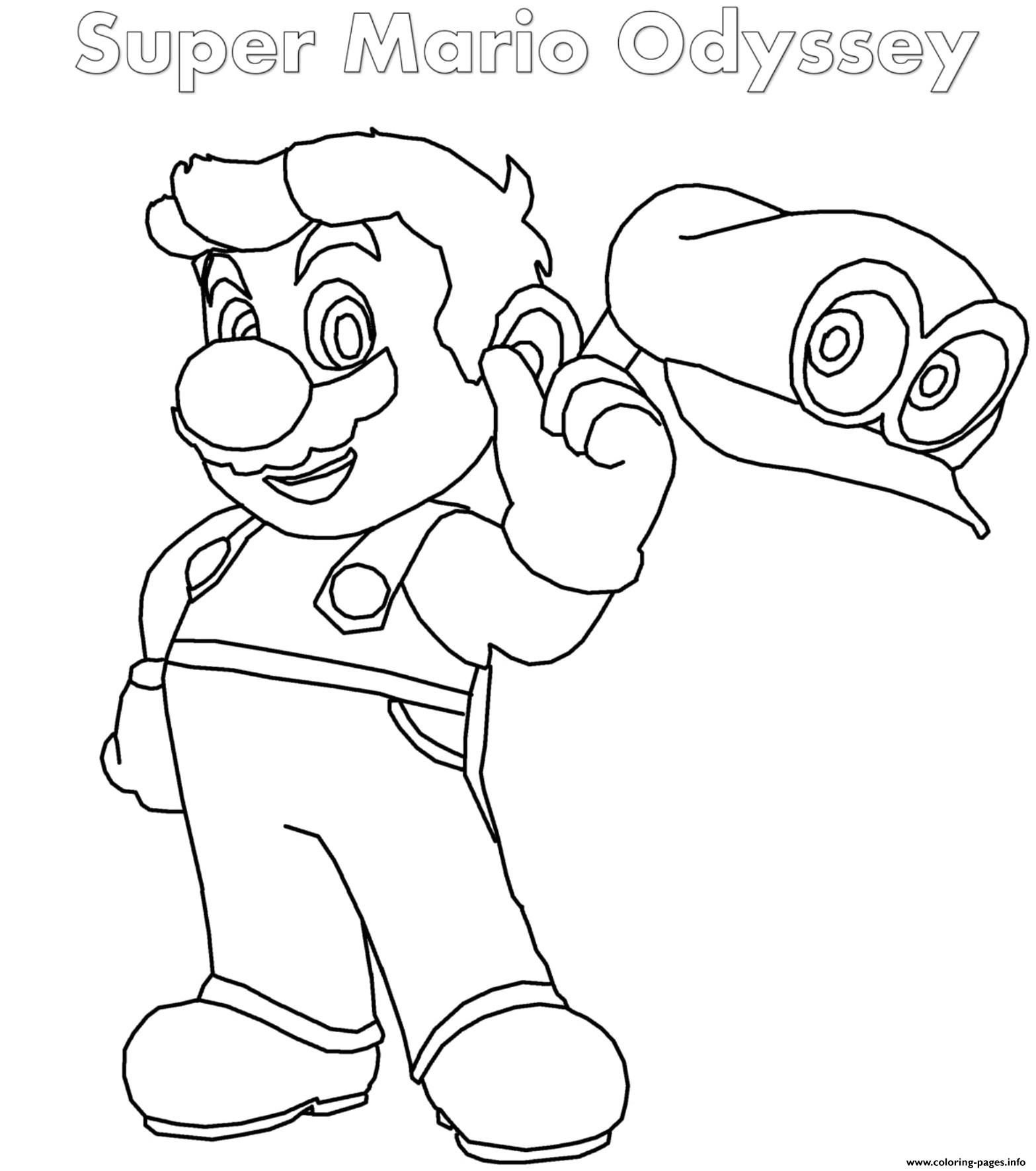 Print Super Mario Odyssey Coloring Pages In 2021 Mario Coloring Pages Super Mario Coloring Pages Coloring Pages