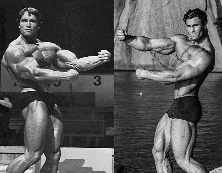 2 Videos Worth Watching, featuring Calum von Moger Fitness - fresh arnold blueprint day 11