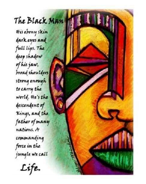 The Black Man Quotes Arte Africana Arte Africanas