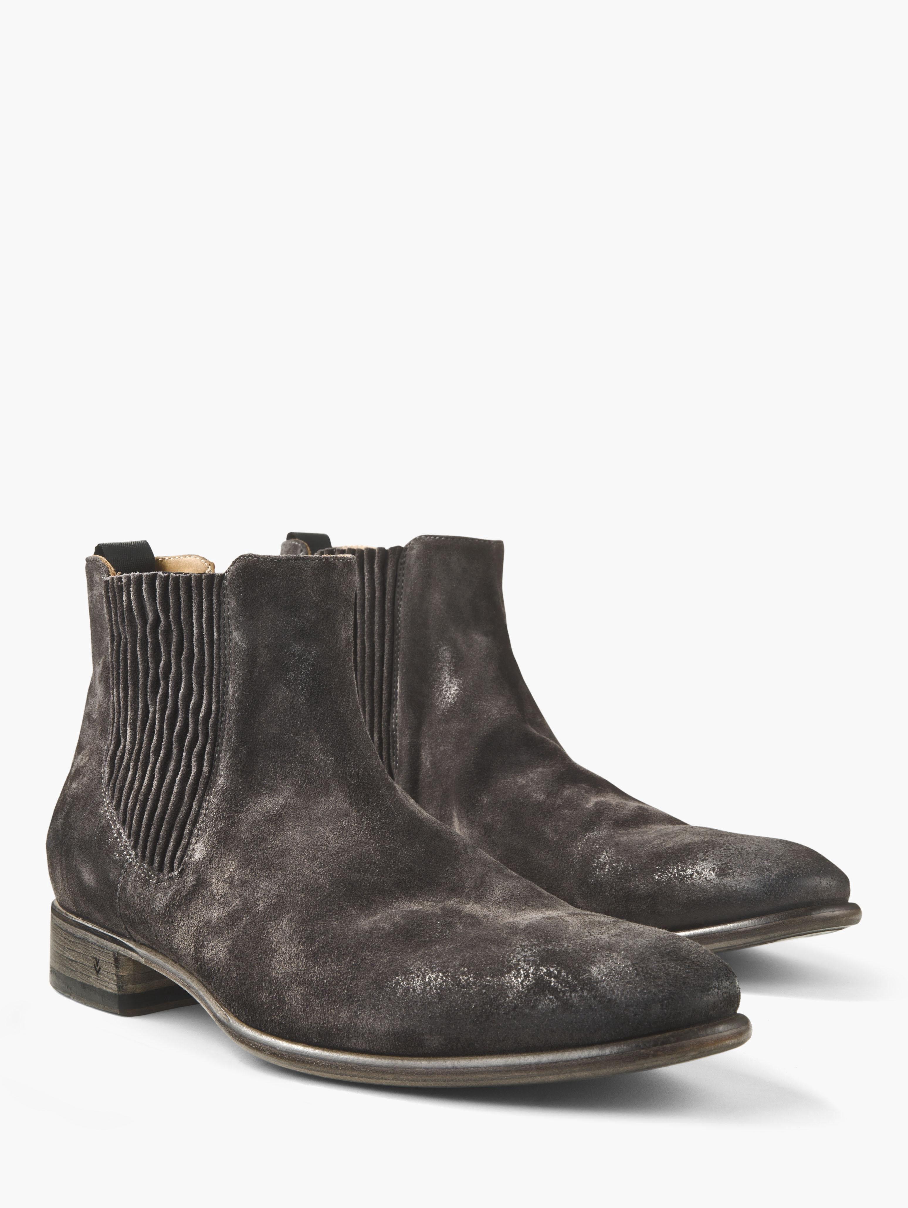 29b25584c0c899 JOHN VARVATOS Eldridge Covered Chelsea - Lead.  johnvarvatos  shoes  all
