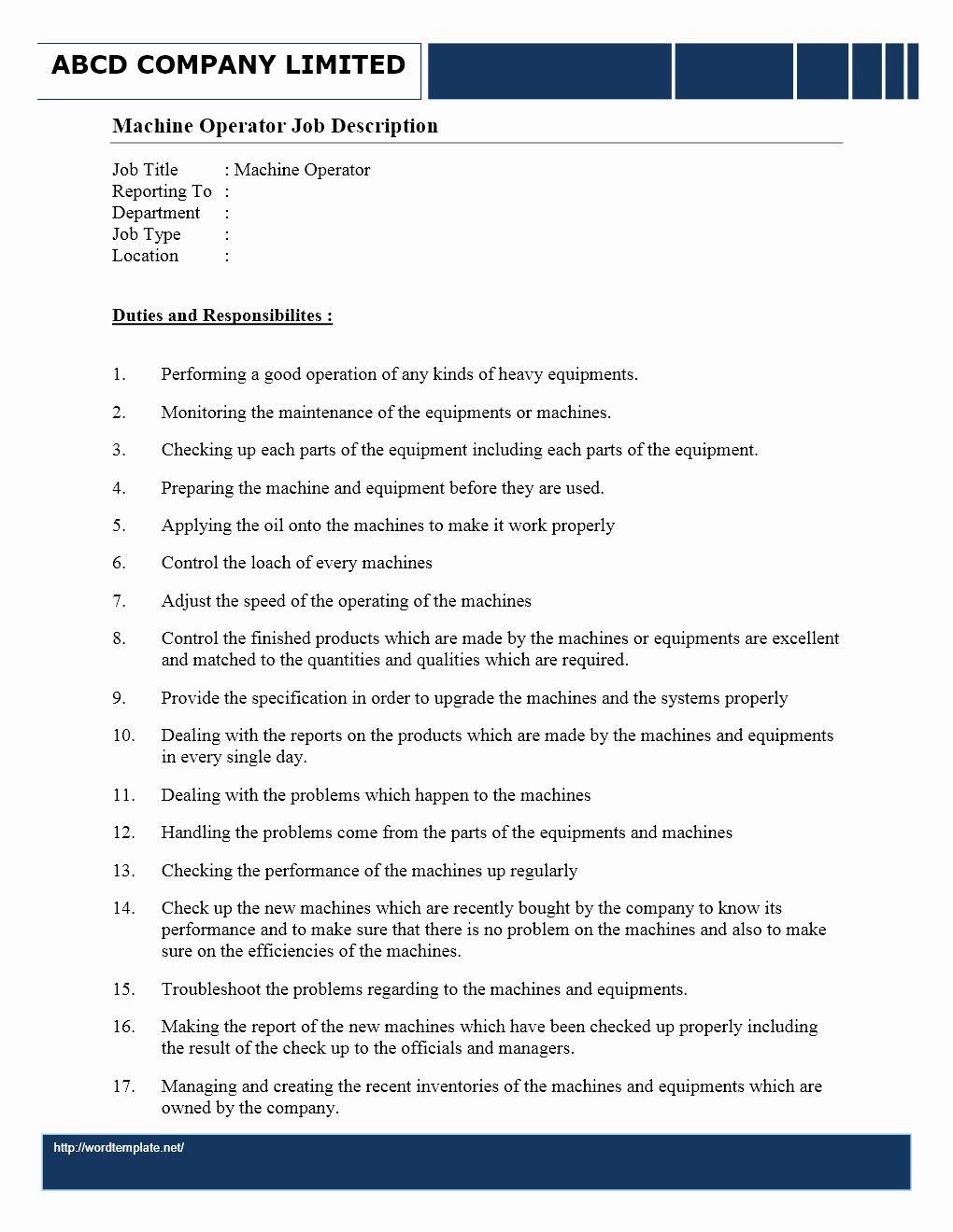 Material Handler Job Description Resume Luxury Simple