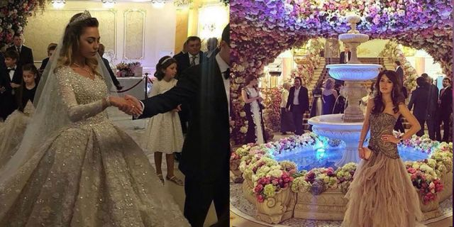 This Is What A Billion Dollar Wedding Looks Like Wedding Looks Wedding Event