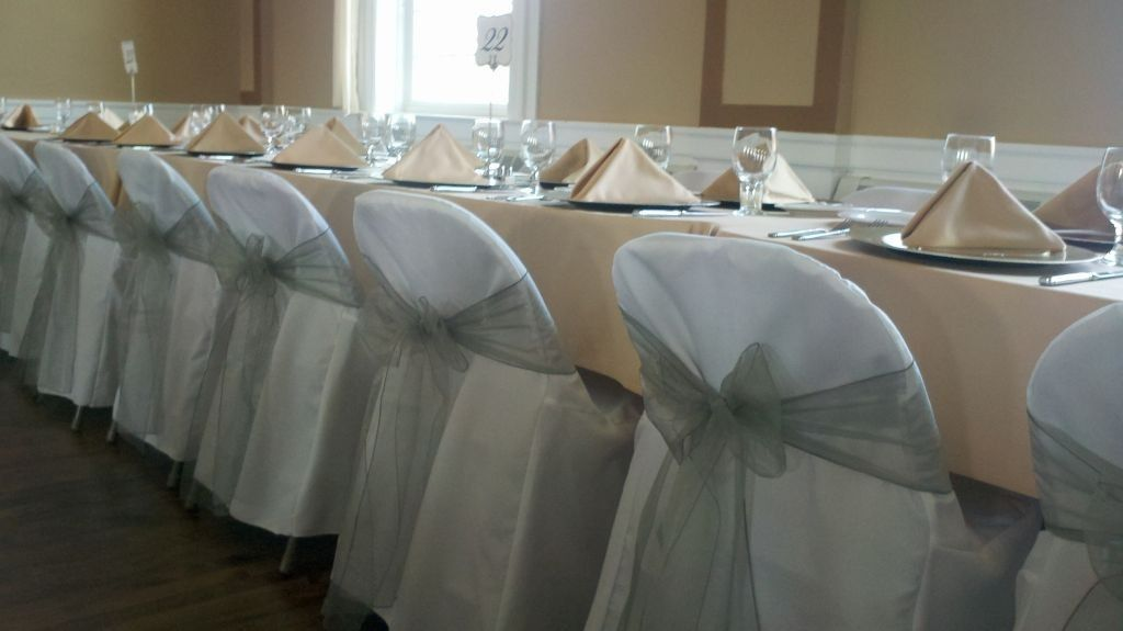 White Folding Chair Cover Folding Chair Covers Slipcovers For