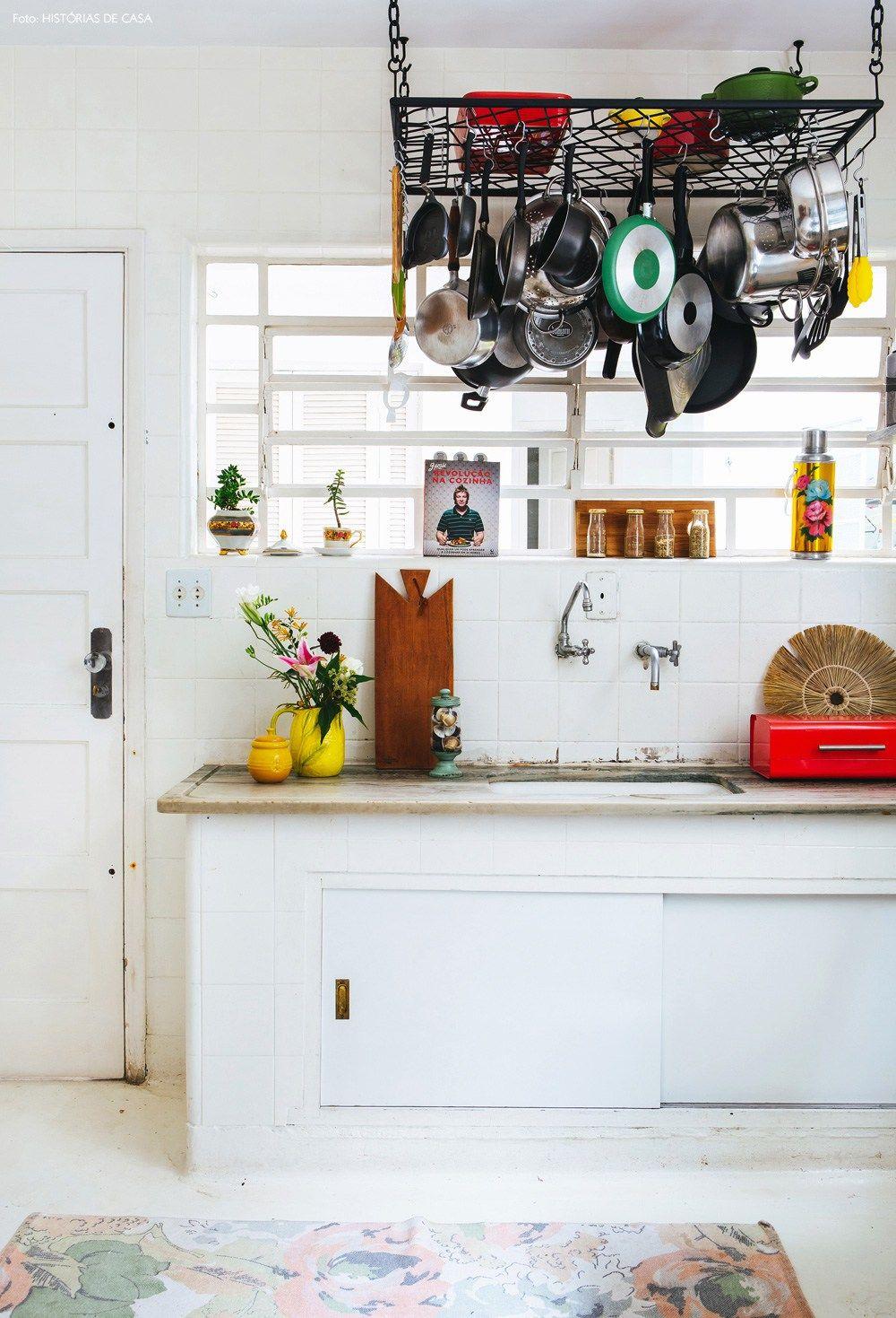 Cores na rotina | cozinhas | Pinterest