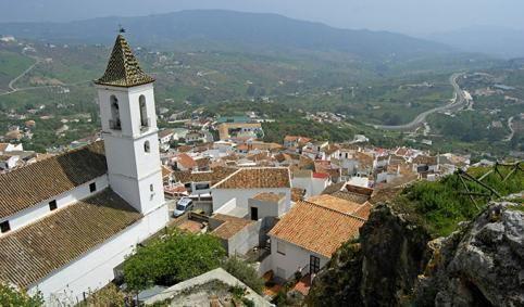10 rincones insólitos de Andalucía