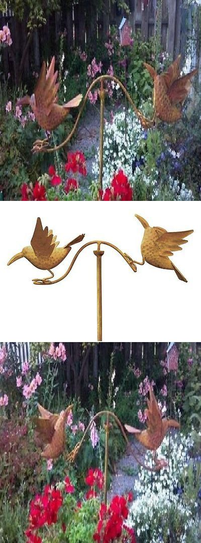Statues And Lawn Ornaments 29511: Birds Balancing Buddies Statue Yard Art  Garden Lawn Yard Decor