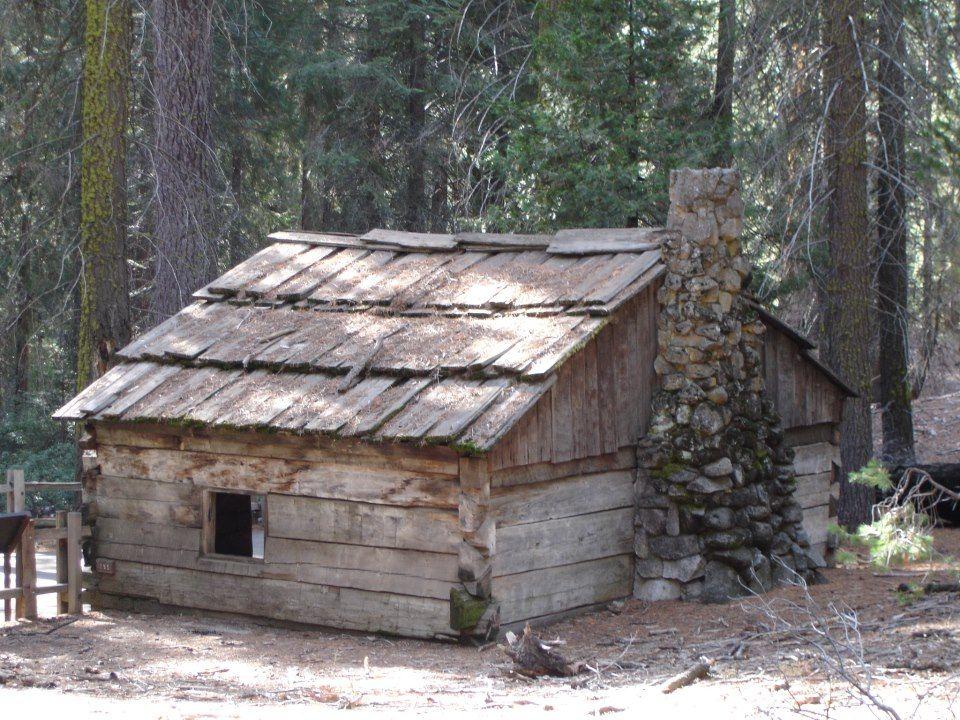 Log cabin sequoia national park ca places i 39 ve been for Log cabin sequoia national park