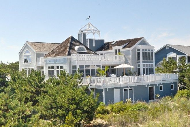 Beach And Bay Views In Delaware Expensive Houses Rehoboth Beach Real Estate