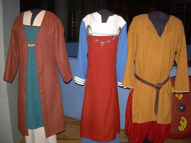 Viking Museum Clothing Viking Garb Viking Costume Viking Clothing