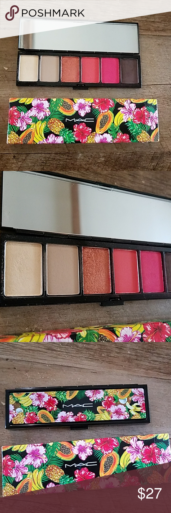 Mac eyeshadow palette Mac eyeshadow, Mac eyeshadow