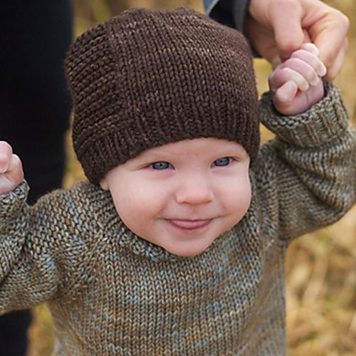 Free Knitting Pattern Baby Animal Hat : We Like Knitting: Barley - Free Pattern Free Knitting ...