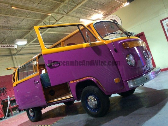 Morecambe And Wize Classic Vw Campervans For Sale And Vw Campervan