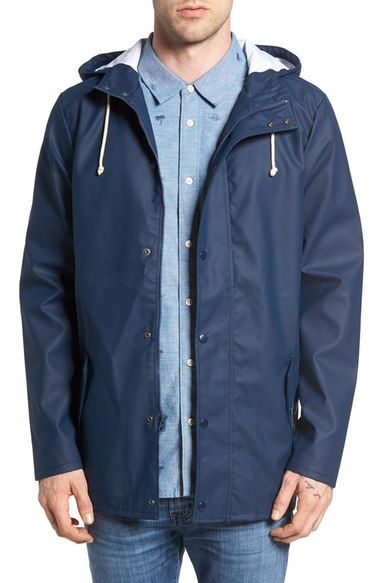 VANS Junipero Mte Water Repellent Jacket. #vans #cloth #