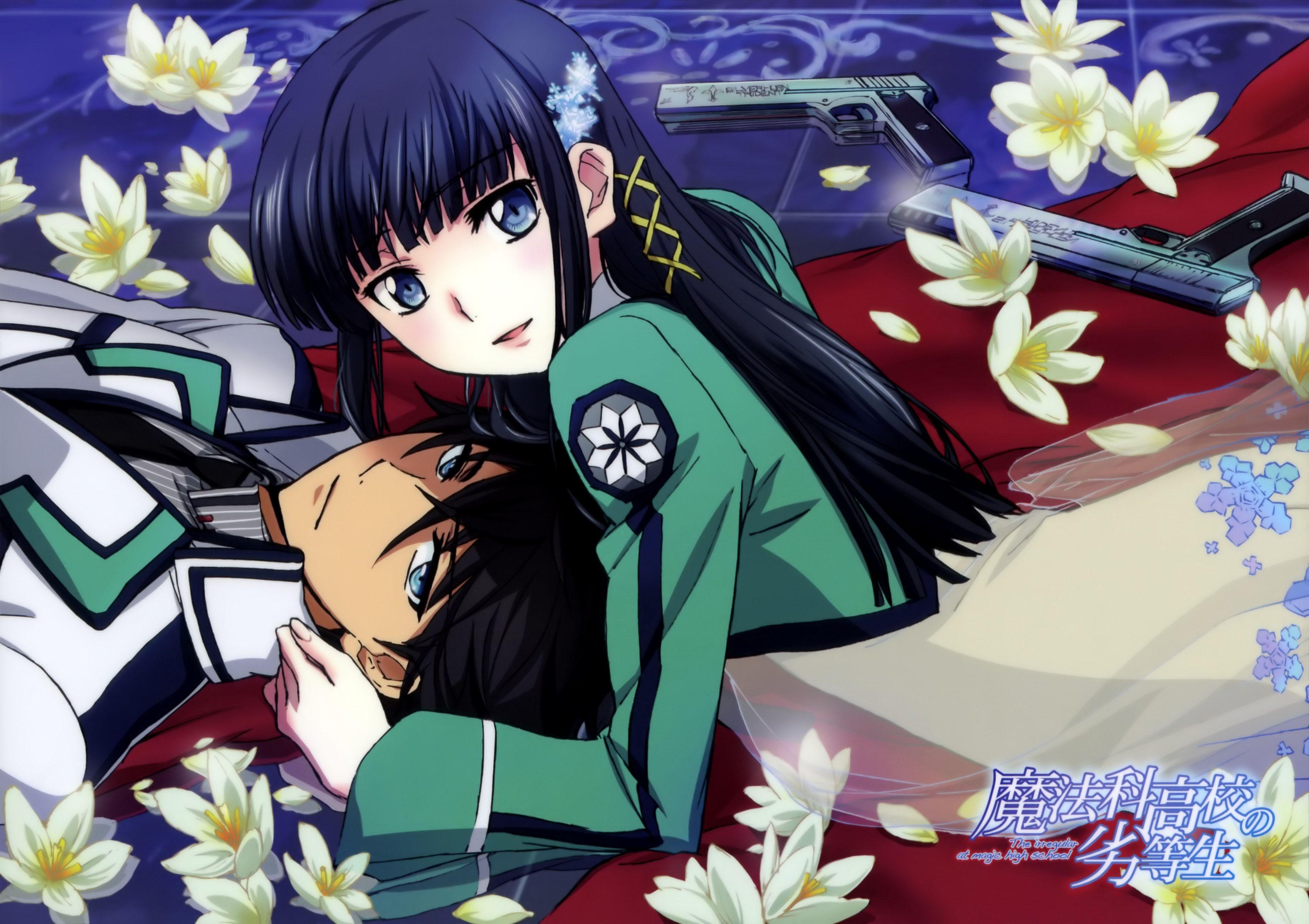 Mahouka Koukou No Rettousei 1785648 Zerochan Anime Anime Images I Love Anime