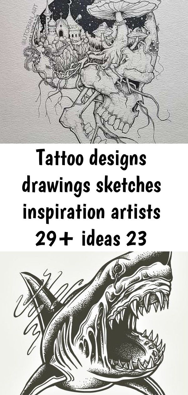 Tattoo designs drawings sketches inspiration artists 29 ideas 23 Tattoo Designs Drawings Sketches Inspiration Artists 29 Ideas 42 Ideas for tattoo old school shark ink 59...