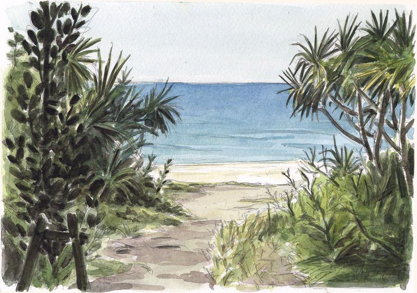 Okinawa 06 - Furuzamami Beach by olivier2046 on DeviantArt