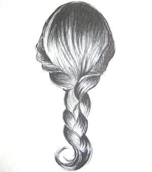 40+ Dessin tresses coiffure inspiration