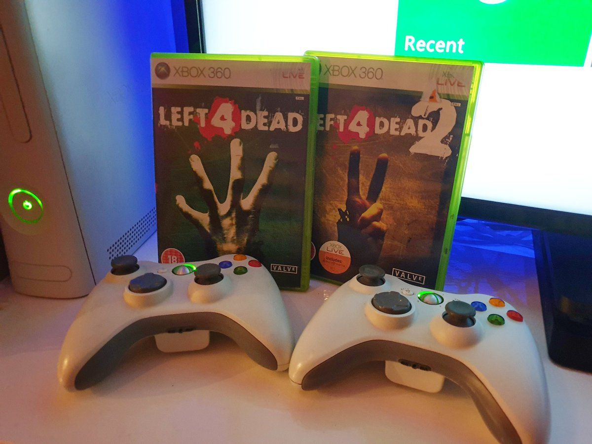 Pin by egamephone on XBOX360 Left 4 dead, Gaming