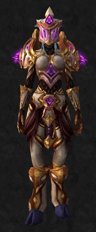 Paladin Tier Sets Paladin Paladin Transmog World Of Warcraft