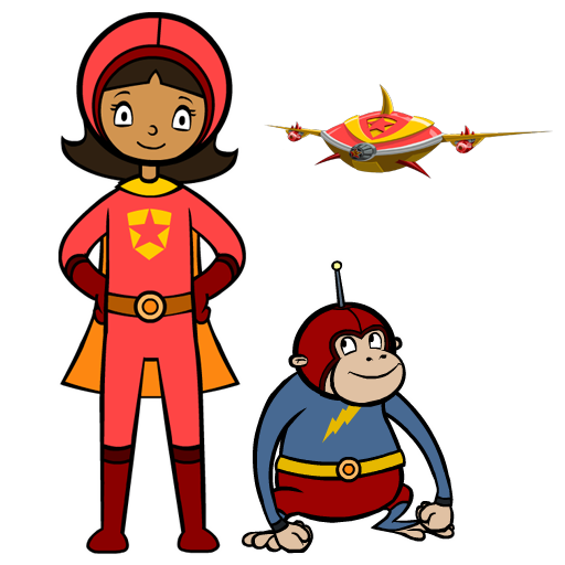 pbs word girl coloring pages - photo#20