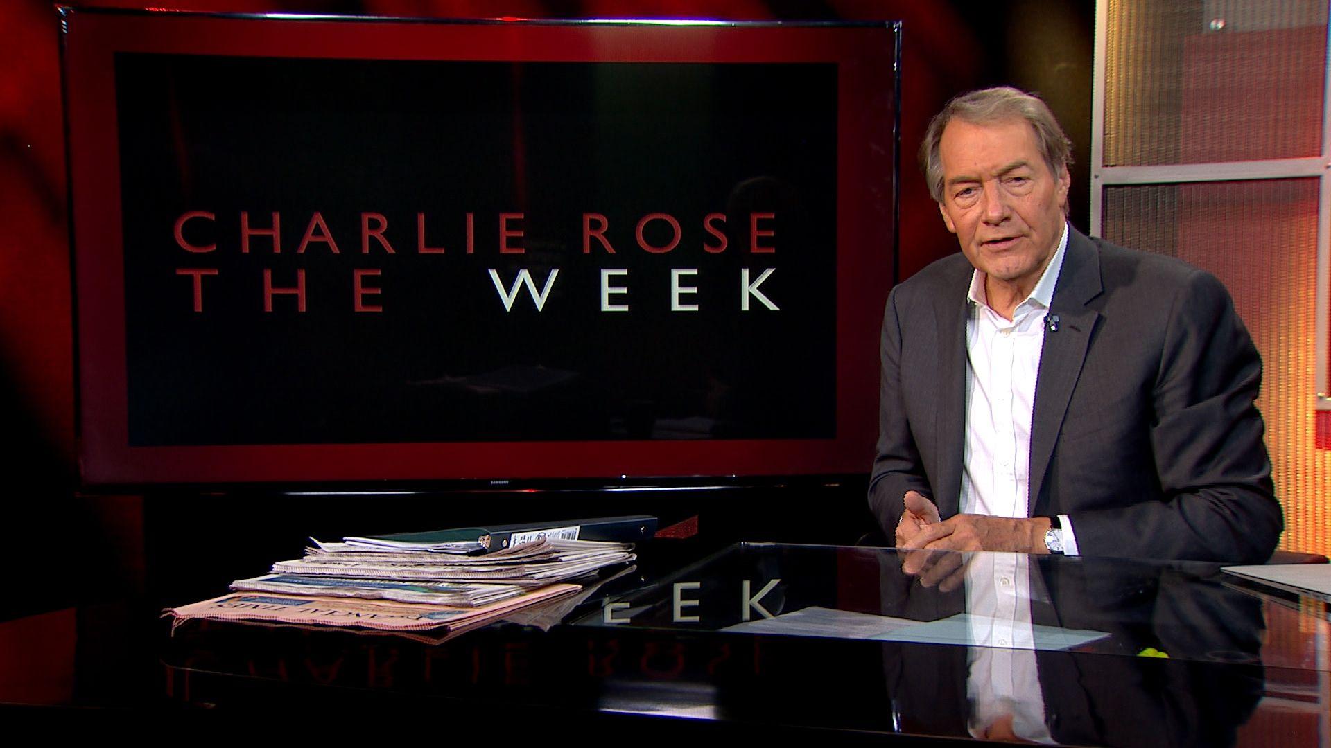 Watch now Charlie Rose The Week September 5, 2014 PBS
