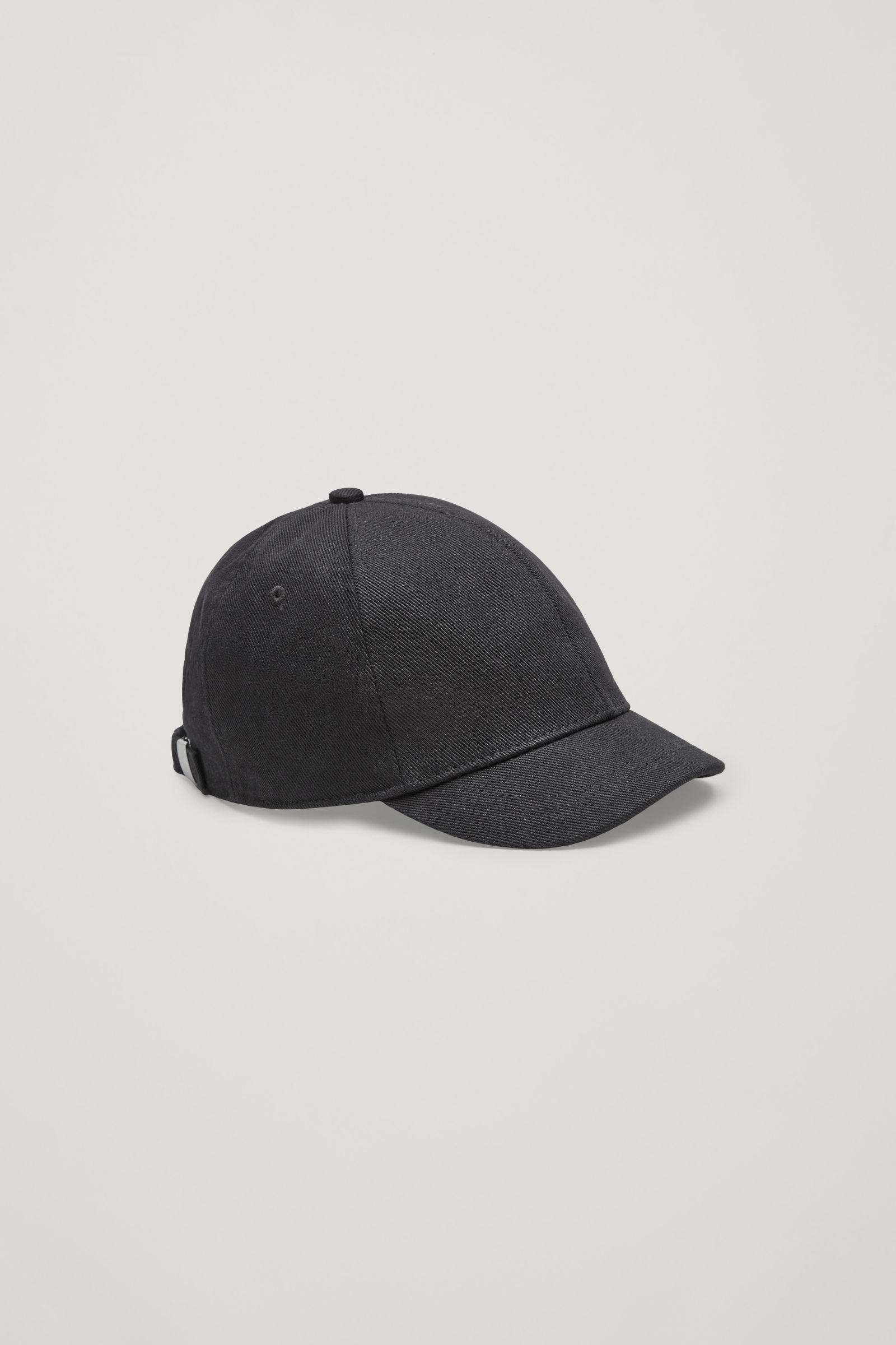 Short Peak Baseball Cap - COS  25  b6fe3e2b799