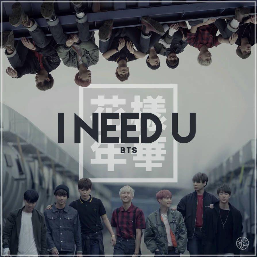BTS / I NEED U by TsukinoFleur | H A L L Y U ♯kpop in 2019