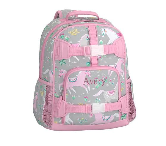 Mackenzie Small Backpacks Pottery Barn Kids Horse