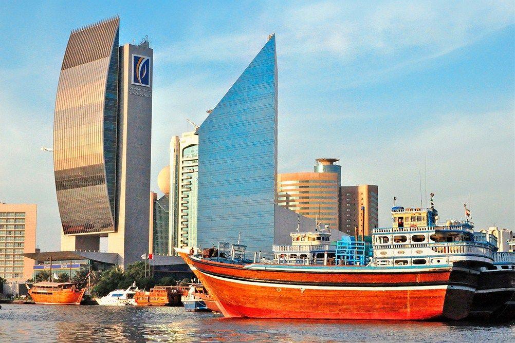 #Finnmatkat Arabiemiraatit – Fujairah ja Bur Dubai viikossa