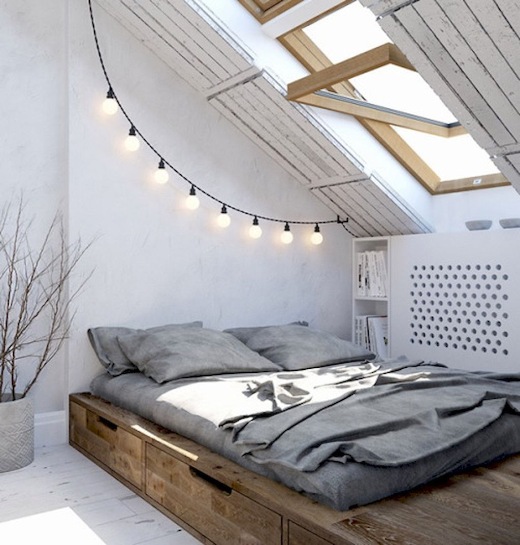 50 Sleigh Bed Inspirations For A Cozy Modern Bedroom: 50 Inspiring Bedroom Design Ideas With Small Space