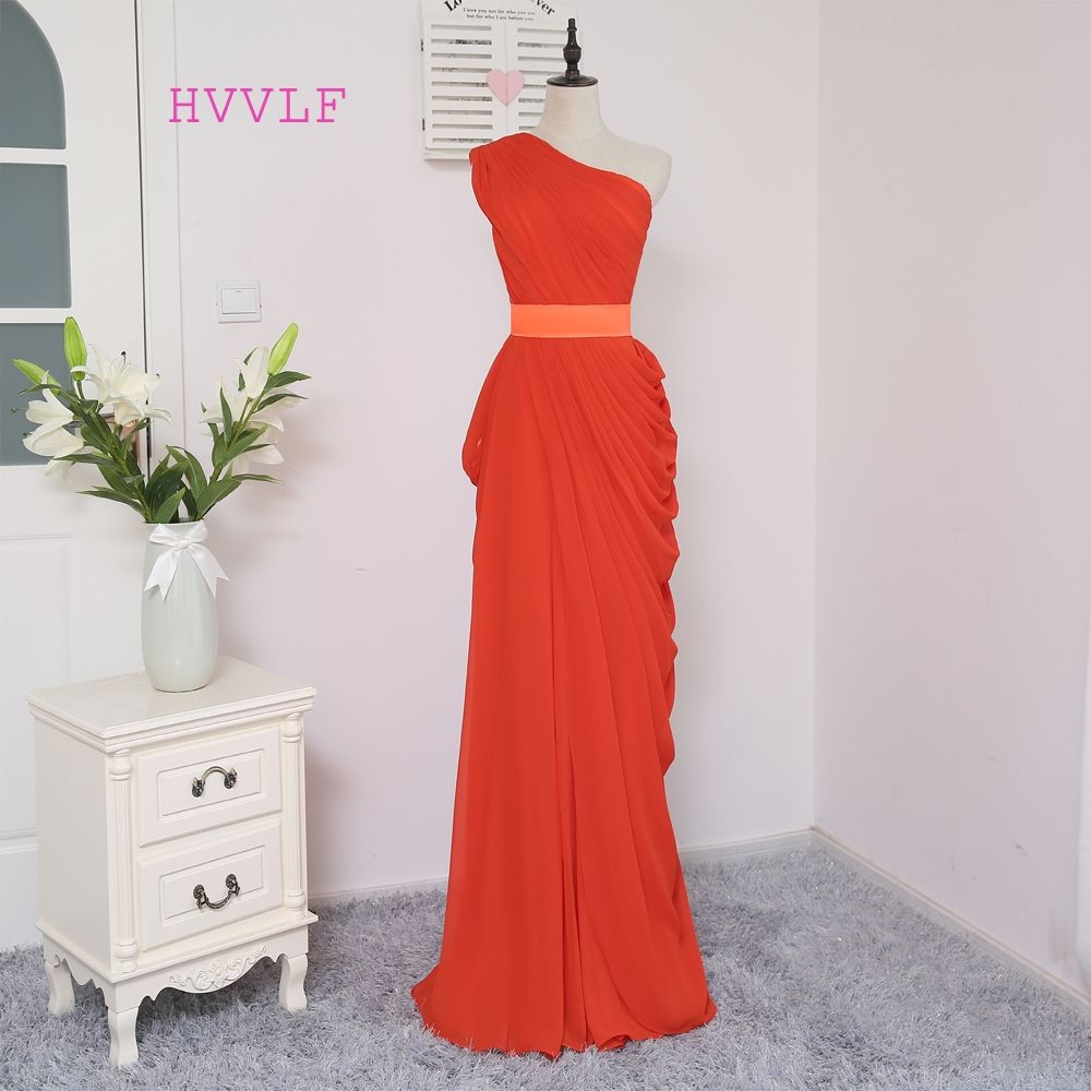 Hvvlf 2018 cheap bridesmaid dresses under 50 sheath one shoulder hvvlf 2018 cheap bridesmaid dresses under 50 sheath one shoulder chiffon burgundy long wedding party ombrellifo Choice Image